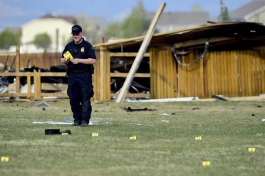 Oil-gas wells shut down after Colorado home explosion - SFGate - sfgate