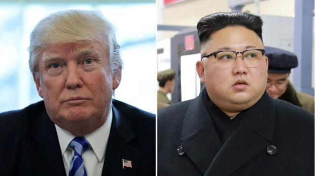 Trump 'would, absolutely' meet North Korea's Kim Jong-Un