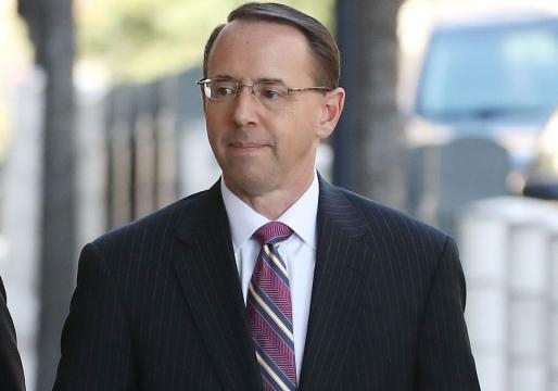 Analysis: Ouster of FBI's Comey tests Trump appointee Rosenstein / Photo by jpost.com via Blasting News library