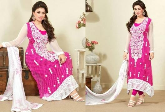Cut Trendy Salwar Kameez Suits on eid 2017