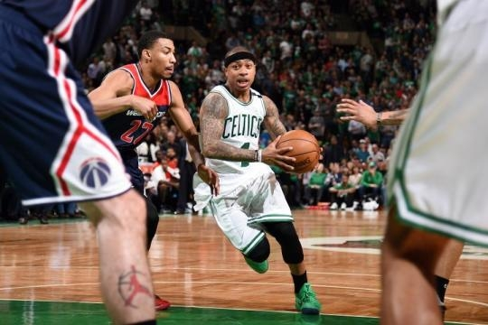 Isaiah Thomas' 53 Points Power Celtics to 129-119 OT Win in Game 2 ... - bleacherreport.com