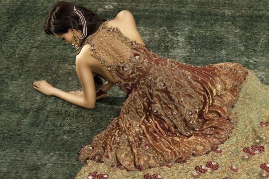 Latest Eid Collection 2017 harem style