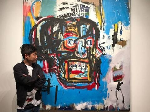 Basquiat painting, once bought for $19,000 in 1984, sells for $110.5 million. Photo courtesy of Blasting News Library.
