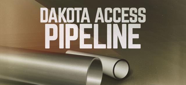Dakota Access Pipeline Leaked 84 Gallons Of Oil In April - keloland.com