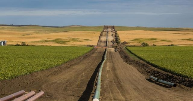 The Dakota Access Pipeline is Not Yet Operational, but is Already ... - trofire.com