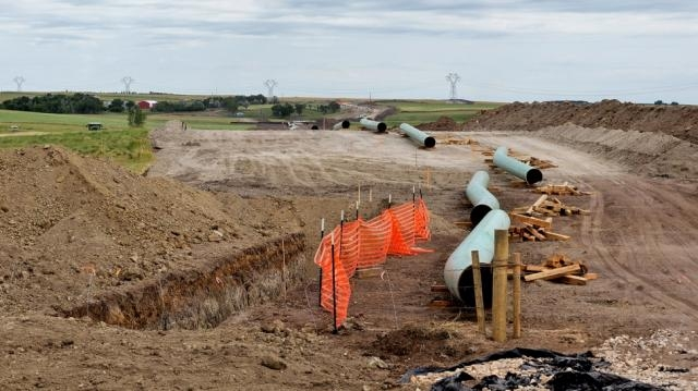 There's already been a leak on the Dakota Access Pipeline. | Grist - grist.org