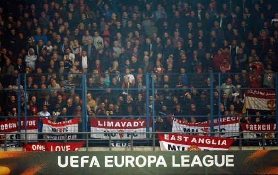 Manchester United allocated just 9,500 tickets for Europa League ... - thesun.co.uk