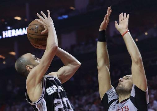 Rockets dominate Spurs to even series - San Antonio Express-News - mysanantonio.com