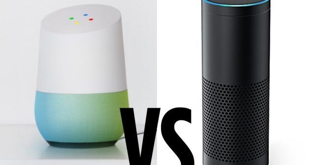 Google Home vs Amazon Echo: Which smart speaker will win the ... - mirror.co.uk