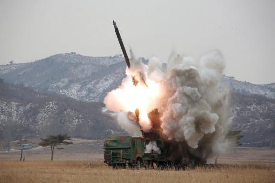 Rare photos show life inside North Korea's top-secret military ... - businessinsider.my