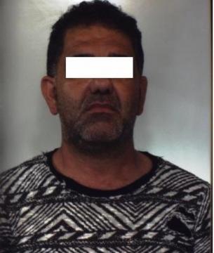 Vincenzo Pero arrestato per scippo