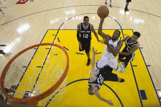 Warriors rally for 113-111 win after Spurs lose Leonard | Depend ... - wokv.com