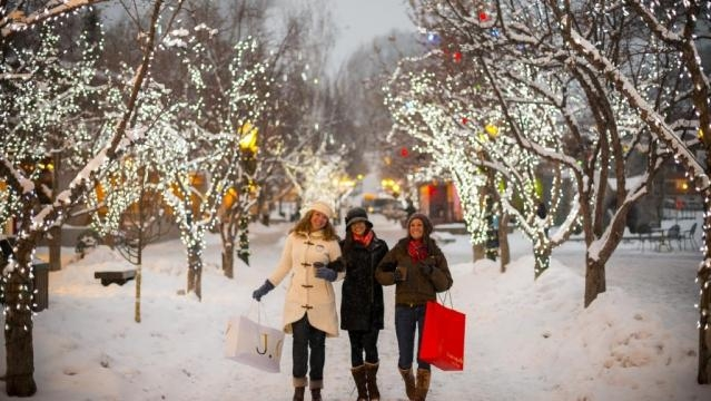 Best spots to go for a white Christmas - according to Australian ... - com.au