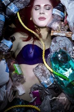 La princesa Ariel, de La Sirenita (vía Google - Shannon Dermody)