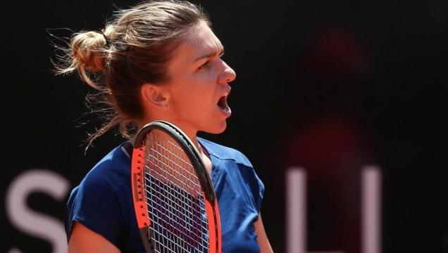 Simona Halep to meet Svitolina in Rome Masters final ... - Picture courtesy of hindustantimes.com
