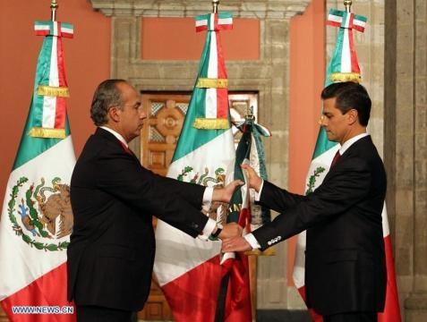 El PRI regresó al poder en todo México de la mano de Enrique Peña Nieto.