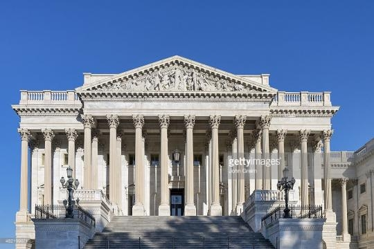 House of Representatives chamber, The United States Capitol ... - gettyimages.com