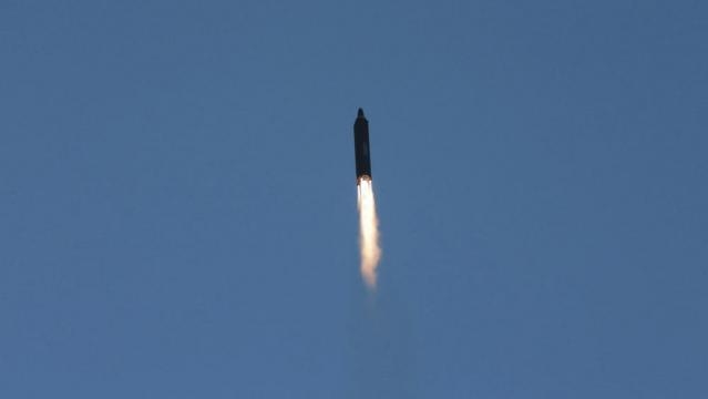 The Hwasong-12 flew higher and for a longer time than any other such missile- chigagotribune.com