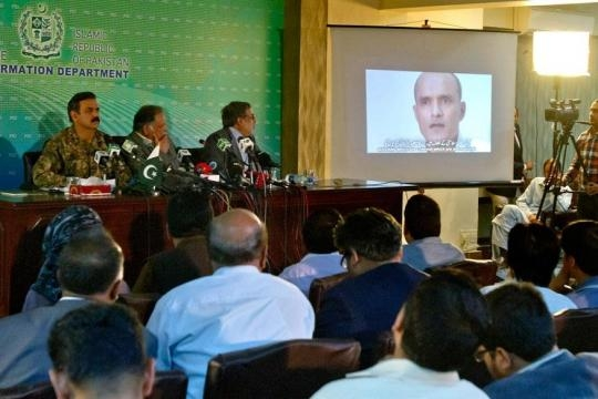 Kulbhushan Jadhav Case: PIL Wants Centre to Approach ICJ -