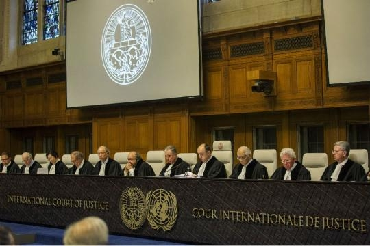 Kulbhushan Jadhav verdict at The Hague