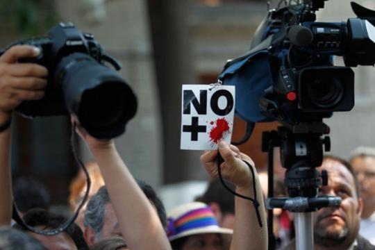 El periodismo sigue siendo un oficio de alto riesgo | ELESPECTADOR.COM - elespectador.com