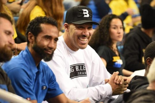 LaVar Ball Says Lonzo Only Working Out For Lakers - fanragsports.com