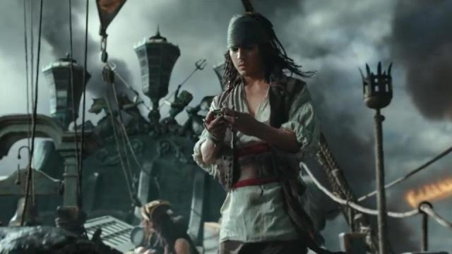 Pirates of the Caribbean 5 leak fears as hackers hold Disney to ransom - thesun.co.uk