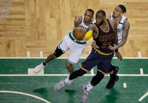 James, Love lead Cavs' offense in 117-104 Game 1 win over Celtics ... - philstar.com