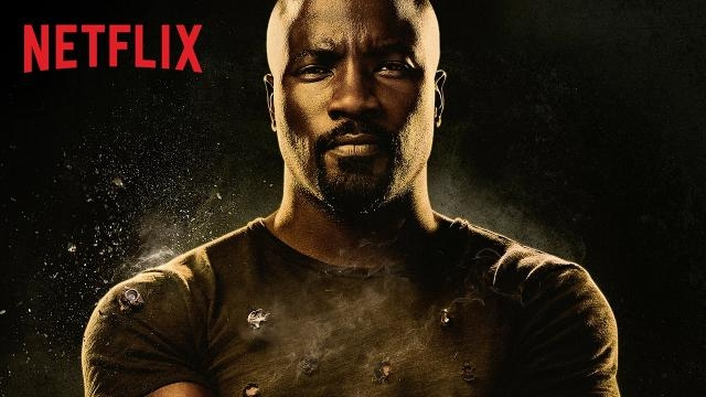 Marvel's Luke Cage. This is the third tv show focused on a Defender. (Credits: Netflix).