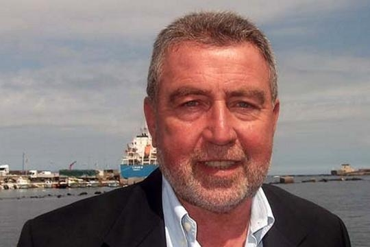 L'ex sindaco di Trapani, Mimmo Fazio, arrestato nell'ambito di un'inchiesta sulla gestione dei trasporti marittimi siciliani