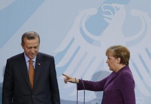 Merkel and a Proverb about Meatballs! - balkaneu.com