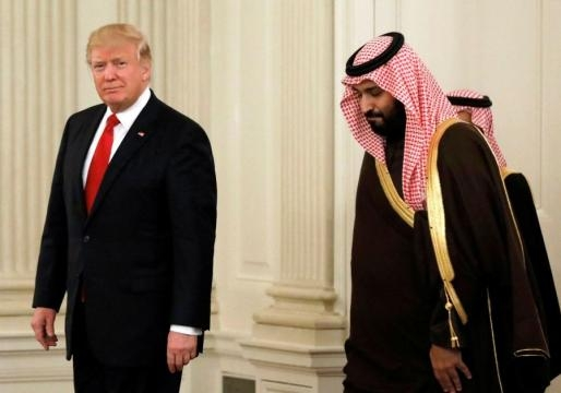 Saudi Prince: Trump a 'strong president' in fight against ... - jpost.com