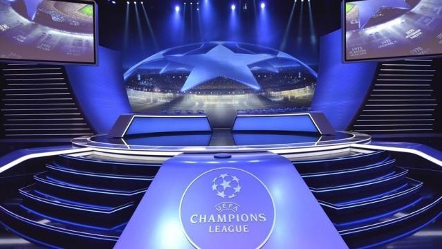 Champions League group stage draw pots - UEFA Champions League ... - uefa.com