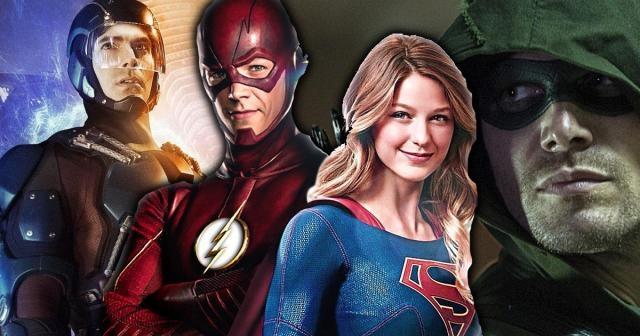El Multiverso DC: Tendremos un mega crossover entre Arrow,Flash ... - blogspot.com