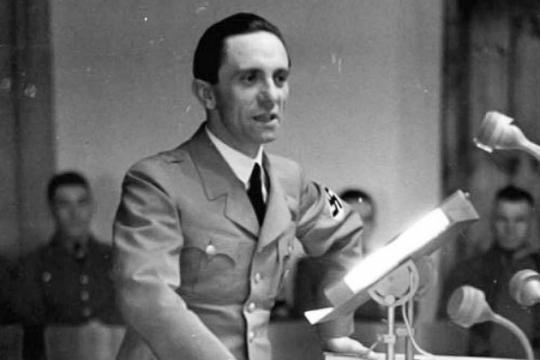 Joseph Goebbels - Segunda Guerra Mundial | GuerraTotal.com - guerratotal.com