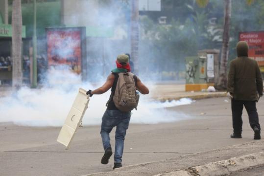 PR1Mayo: Dos detenidos por actos vandálicos durante un paro general - periodicolaperla.com