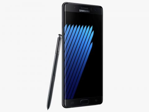 The S Pen in Galaxy Note 8 will come with waterproofing function. (via Samsung Mobile Press)