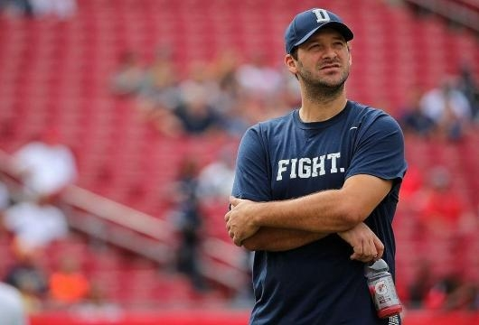 Tony Romo's Injury is a Good Thing for the Dallas Cowboys - cheatsheet.com