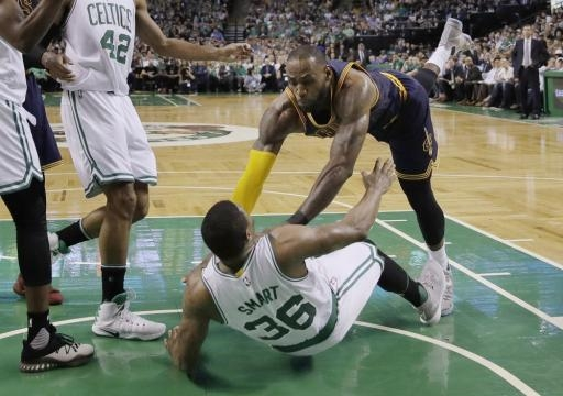 Cavaliers thump Celtics to open Eastern Conference finals ... - pressherald.com