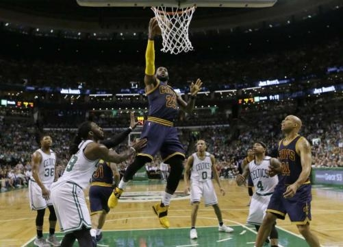 Cavs send Celtics to record loss, 130-86, lead series 2-0 - San ... - mysanantonio.com