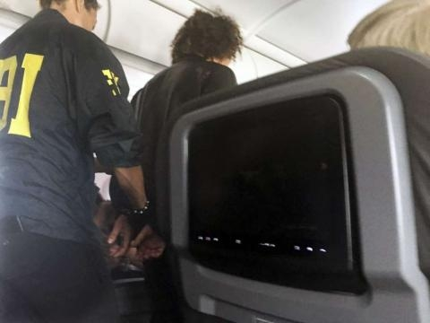 Disturbance on LA-to-Hawaii flight brings FBI, fighter jets ... - seattlepi.com
