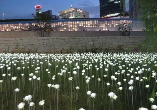 Seoullo 7017, lo Skygarden sopraelevato inaugurato a Seoul.