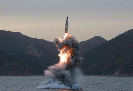 US threatens decisive response as North Korea fires ANOTHER ballistic missile ... - thesun.co.uk