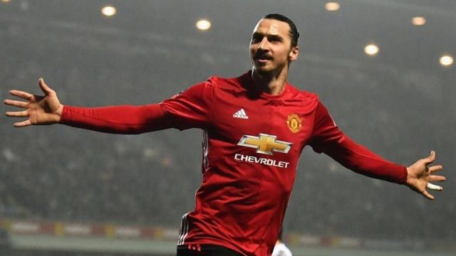 Zlatan Ibrahimovic could be leaving Manchester United at the end of this season @manutdpolls