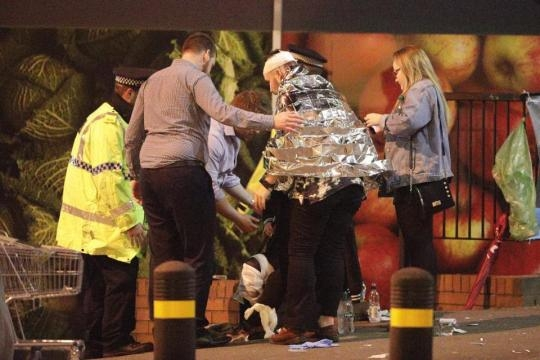 Manchester Arena blast ... - thesun.co.uk