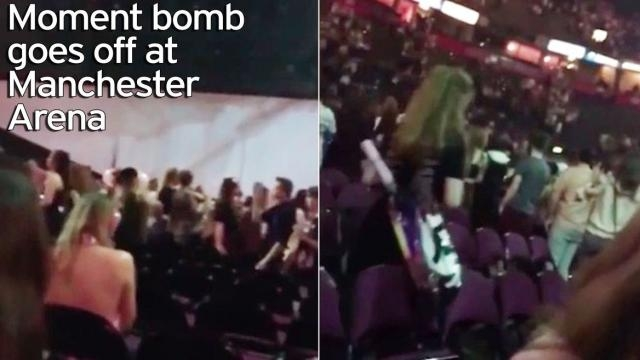 Manchester Arena terror attack: Latest updates after suicide ... - mirror.co.uk