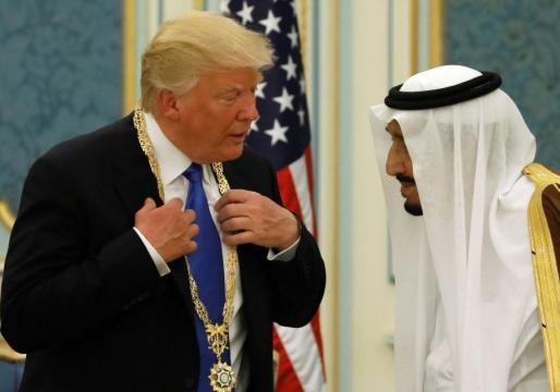 Trump in Saudi Arabia: Where the US president feels right at home ... - jpost.com