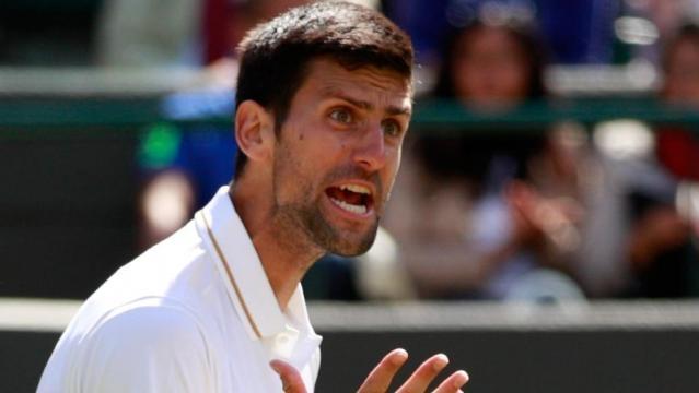 Wimbledon 2016: Novak Djokovic loses to Sam Querrey in round three ... - com.au
