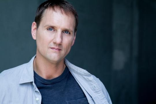 Jim Klock is a police officer who turned to acting. / Photo via Jim Klock and Wendy Shepherd PR, used with permission.