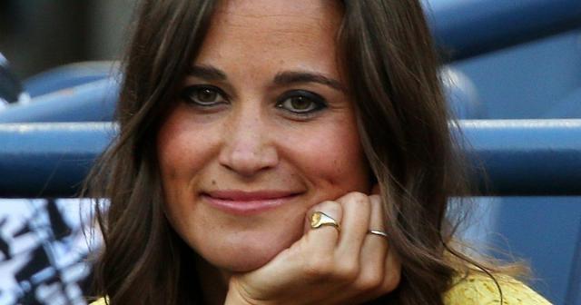 Pippa Middleton un primo piano che svela il suo benessere fisico e interiore